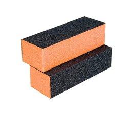Polijstblok zwart/oranje