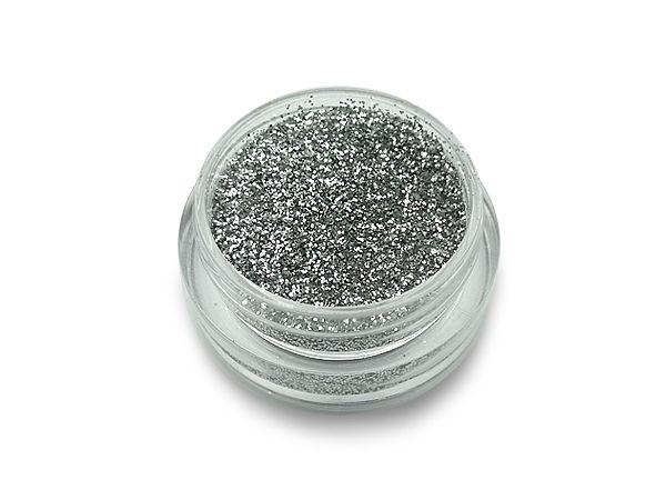 Glitterpoeder 3 gr Zilver