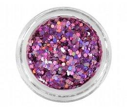 Glitterpoeder Roze