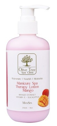 Manicure Spa Therapy Lotion - Mango 236 ml
