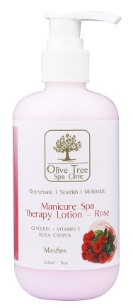 Manicure Spa Therapy Lotion - Rose 236 ml
