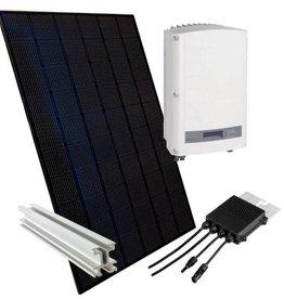 Trina Solar Set met Mono 300 WP panelen en optimizers