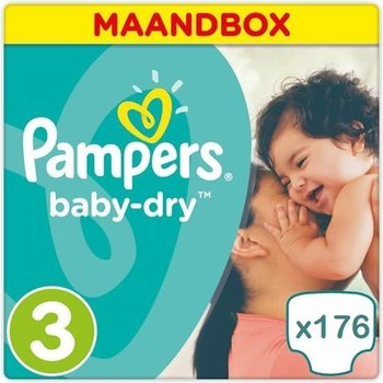Pampers Baby Dry maat 3 Maandbox