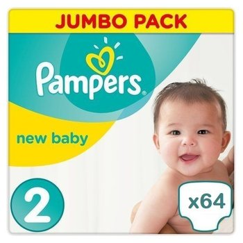 Pampers New Baby maat 2 Maandbox