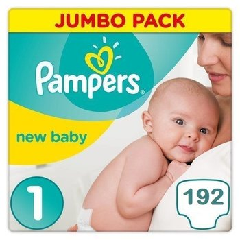 Pampers New Baby maat 1