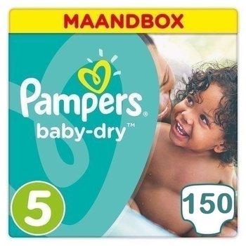 Pampers Baby Dry maat 5 Maandbox
