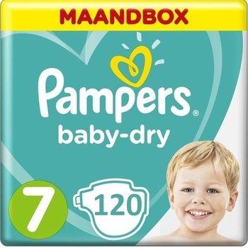 Pampers Baby Dry maat 7 Maandbox - 120 luiers