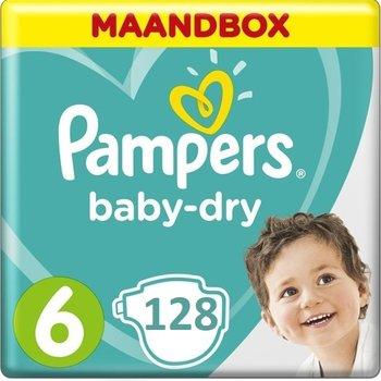 Pampers Baby Dry Maat 6 - 128 Stuks Maandbox