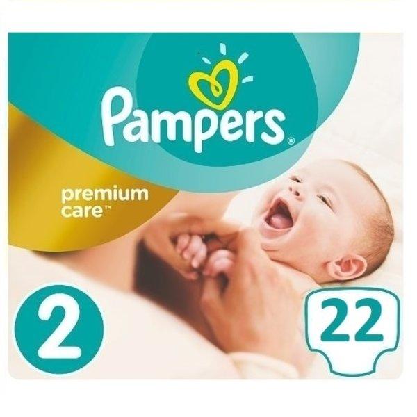 Pampers Pampers Premium Care Maat 2- 22 Luiers