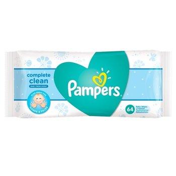 Pampers Complete Clean Billendoekjes – 64 Stuks