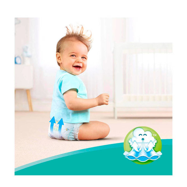 Pampers Pampers Baby Dry Maat 7 – 30 Luiers