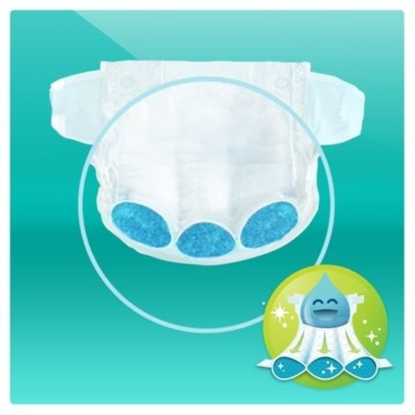 Pampers Pampers Active Baby Dry Maat 4 - 49 Luiers