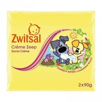 Zwitsal Zeep  Woezel & Pip - 2 X 90 gram
