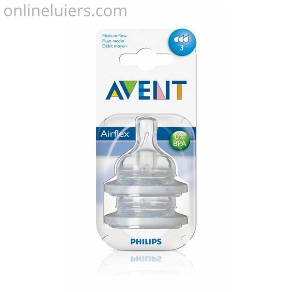 Philips Avent Philips Avent Zuigfles Spenen 6 mnd+