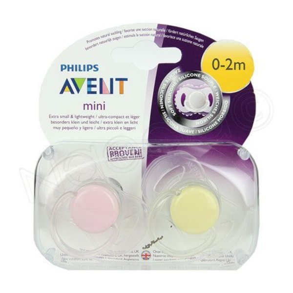 Philips Avent Philips Avent Fopspeen 0-2 mnd Mini Boy