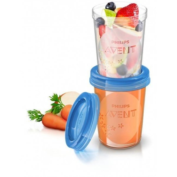 Philips Avent Philips Avent VIA Beker 240ml Moedermelk