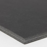 Normal foamboard 10mm A4 svart (80 plattor)