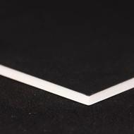 Foamboard / Leichtstoffplatte 5mm A3 schwarz/grau (40 platten)