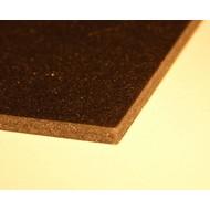 Foamboard natural 5mm 100x140 natural (25 plattor)