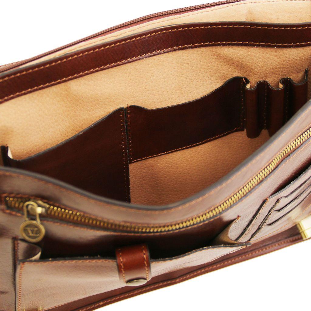 Tuscany Leather Certaldo nahkasalkku