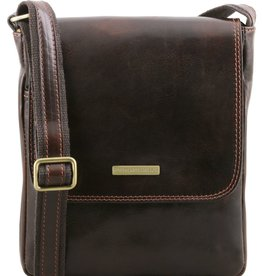 Tuscany Leather John messenger