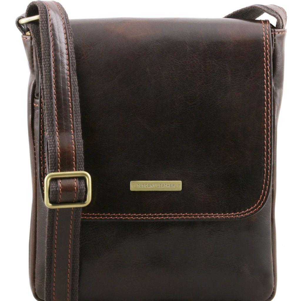 Tuscany Leather John messenger