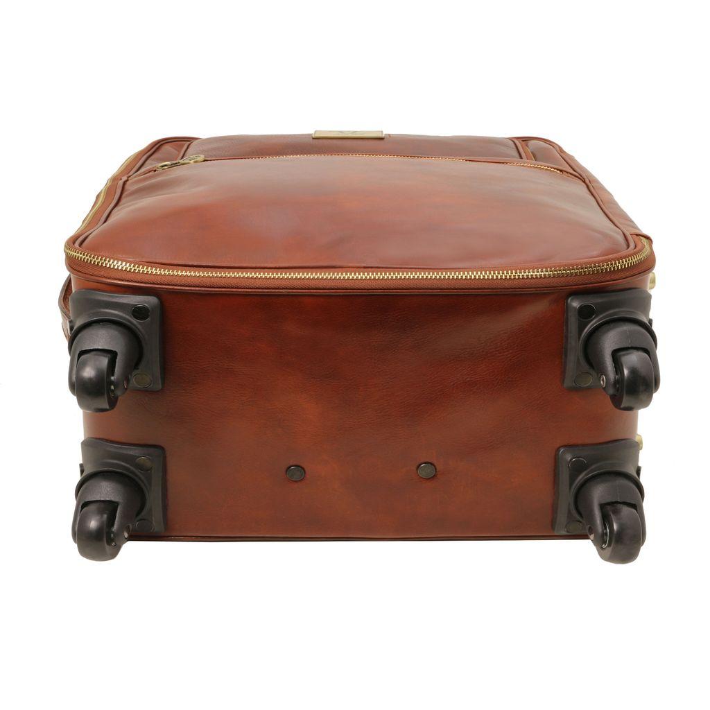 Tuscany Leather Voyager matkalaukku pyörillä