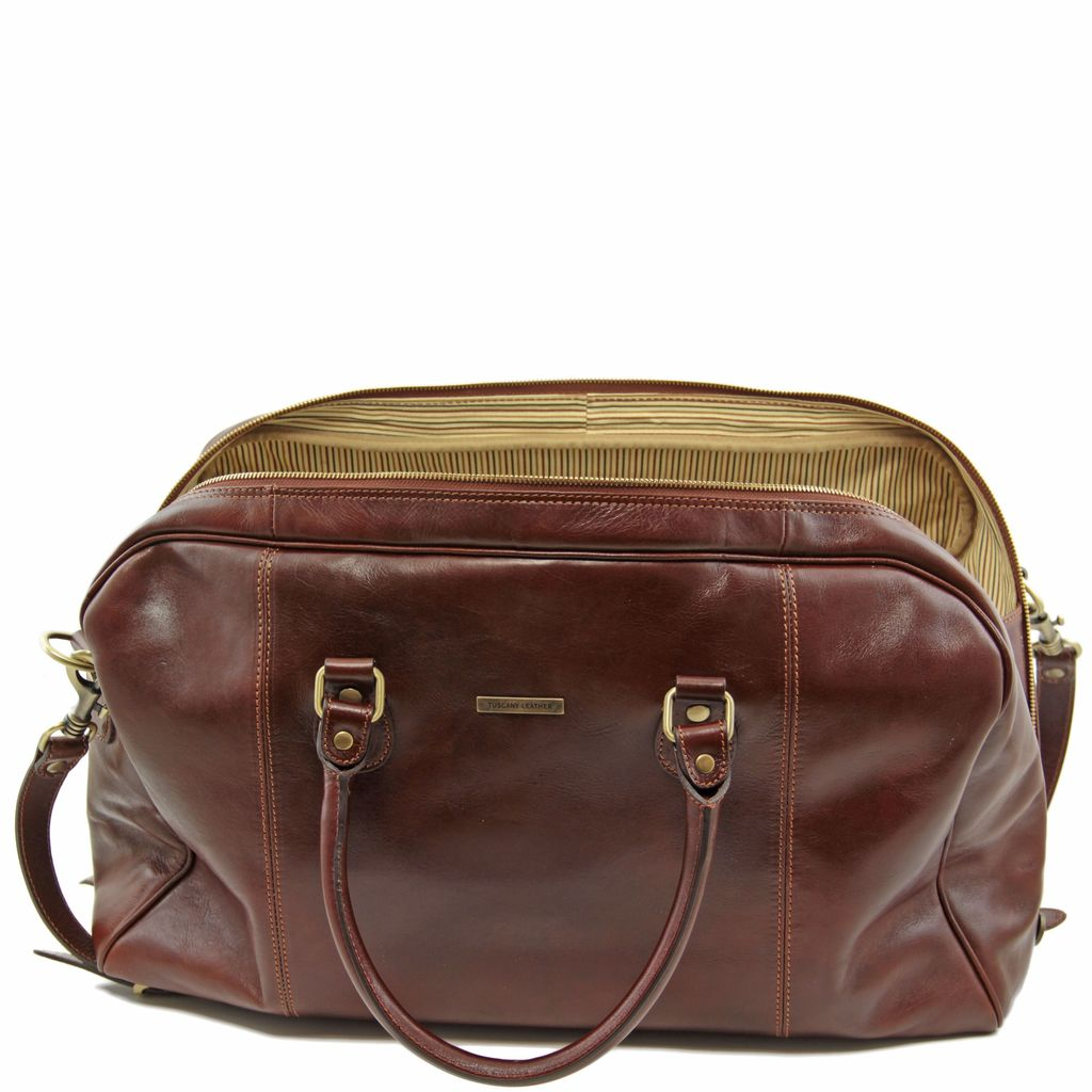 Tuscany Leather TL Voyager nahkalaukku