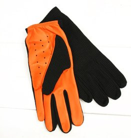 Chester Jefferies. Ajohanskat. Orange / Black. Made in England.