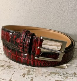Bochicchio Cinture Stampa punainen/musta