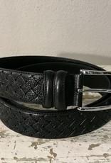 Aragona Pelleterie vyö koristeellinen musta