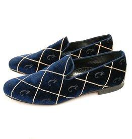 Cerruti Sergio loafer Velluto Blu