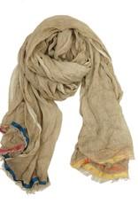 Indico Fashion Camesena huivi beige