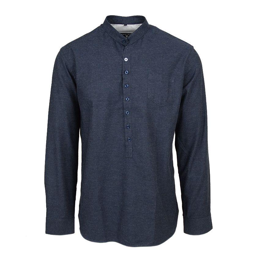 Reykjavik District Mandarin paita tummansininen