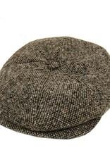 Notting Hill Flat cap ruskea