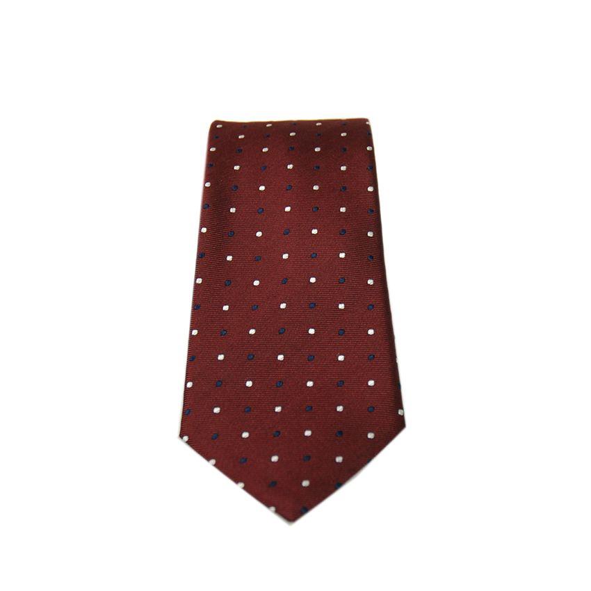 Piero Gianchi Collection solmio tummanpunainen pilkku