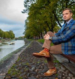 Reykjavik District Roman Blazer ruudullinen