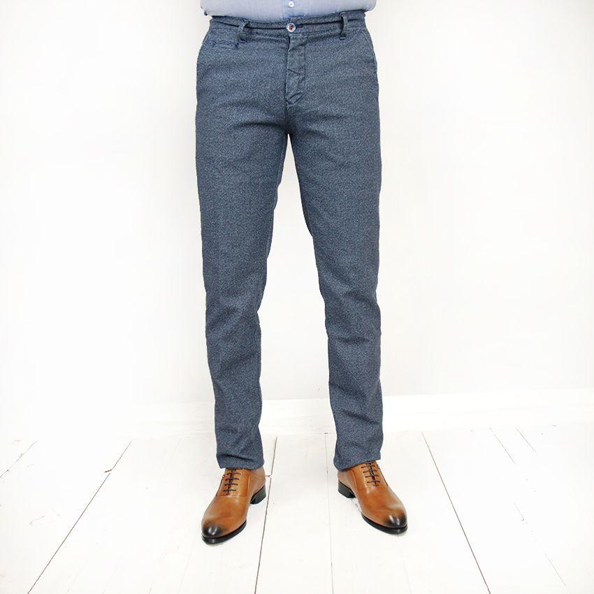 Piero Gianchi Collection Cadriano housut sininen