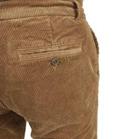 Mentore 146 housut sametti ruskea