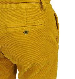 Mentore 146 housut sametti keltainen