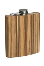 Bug Wooden puinen taskumatti Satin Walnut