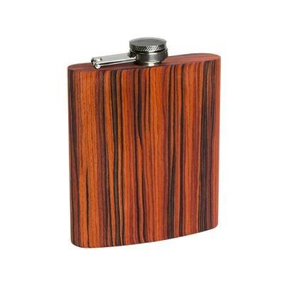 Bug Wooden puinen taskumatti Rosewood
