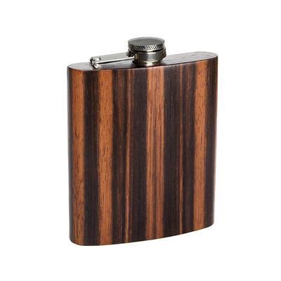 Bug Wooden puinen taskumatti Ebony
