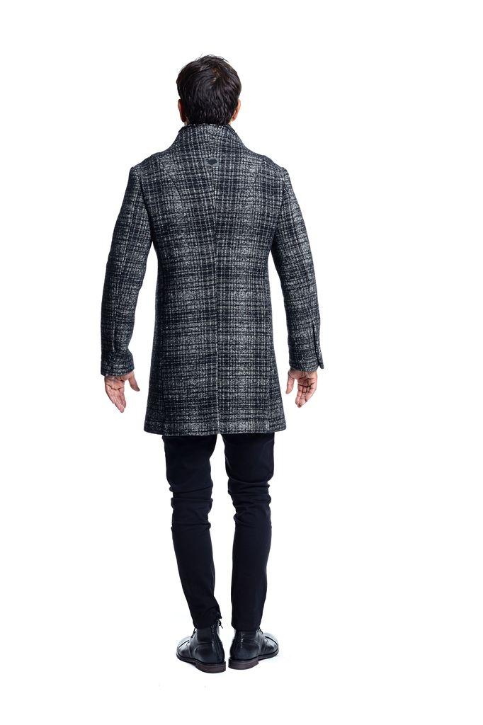 Reykjavik District Hamlet takki ruudullinen