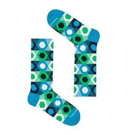 Takapara värikkäät sukat U1M3
