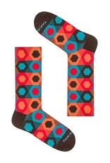Takapara värikkäät sukat U1M2