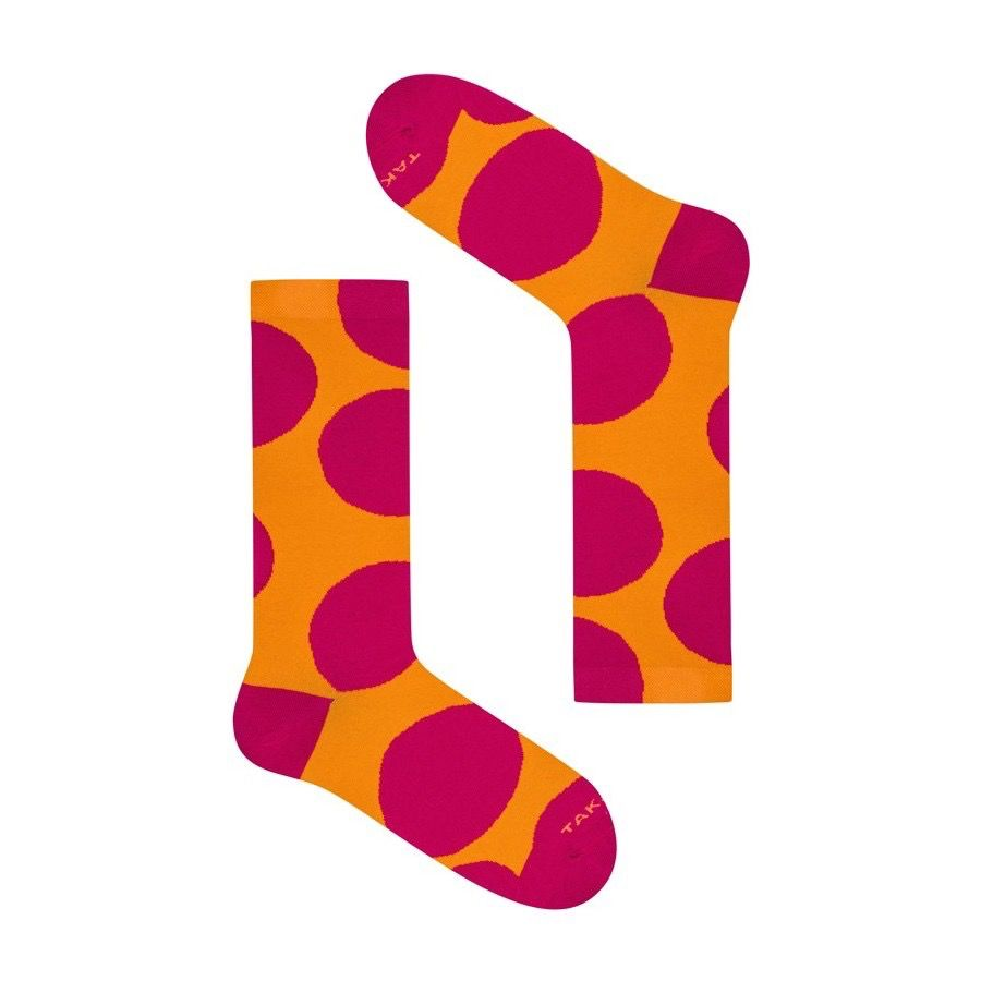 Takapara värikkäät sukat U3M4