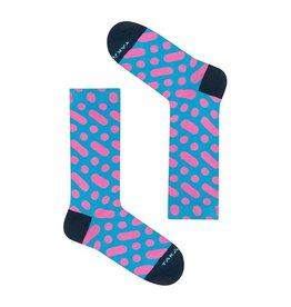 Takapara värikkäät sukat U13M1