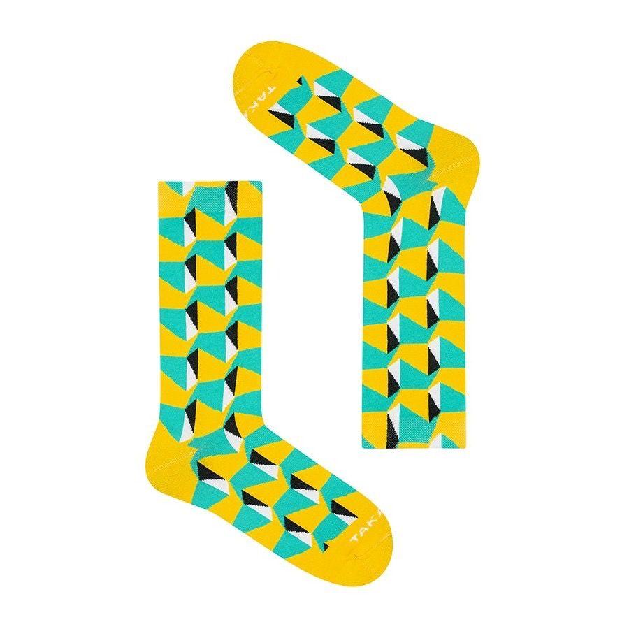 Takapara värikkäät sukat lahjapakkaus 13