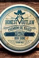 Honest Outlaw Premium Pomade 100ml.